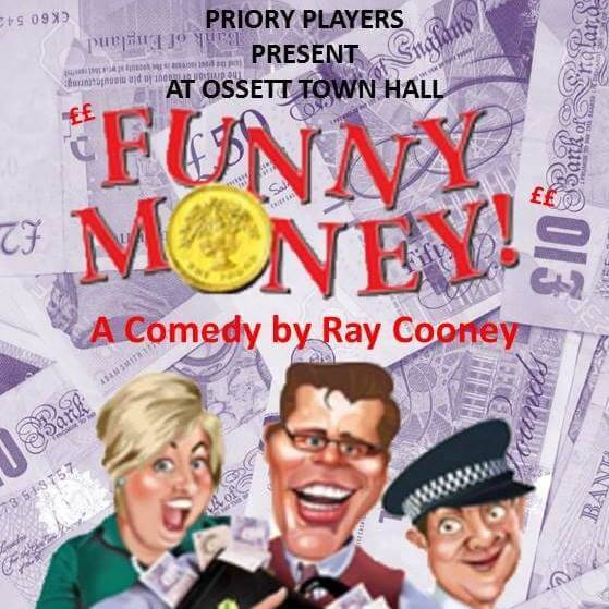 Funny Money past production